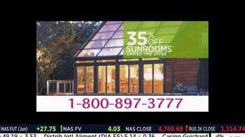 Four Seasons Sunrooms TV Spot, 'It's Time for Four Seasons' - Thumbnail 7