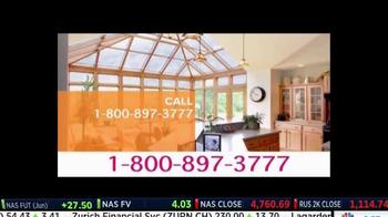 Four Seasons Sunrooms TV Spot, 'It's Time for Four Seasons' - Thumbnail 9
