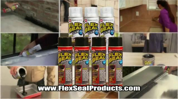 Flex Seal TV Spot, 'Family of Products: Testimonials' - Thumbnail 9