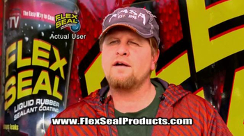 Flex Seal TV Spot, 'Family of Products: Testimonials' - 5934 commercial airings