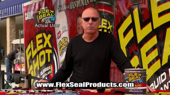 Flex Seal TV Spot, 'Family of Products: Testimonials' - Thumbnail 4