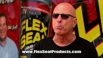 Flex Seal TV Spot, 'Family of Products: Testimonials' - Thumbnail 5