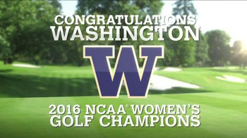Golf Channel Shop TV Spot, '2016 NCAA Women's Golf Champions' - Thumbnail 2