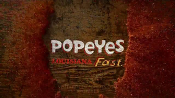 Popeyes $5 Favorites TV Spot, 'Bravo' con Alejandro Patino [Spanish] - Thumbnail 10
