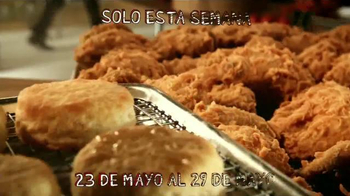 Popeyes $5 Favorites TV Spot, 'Bravo' con Alejandro Patino [Spanish] - Thumbnail 7