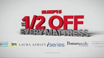 Sleepy's Doorbuster Weekend TV Spot, 'Don't Forget' - Thumbnail 6