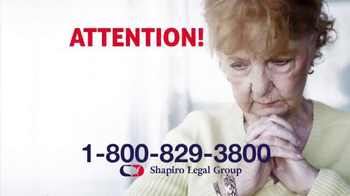 Shapiro Legal Group TV Spot, 'Reflux and Heartburn Drugs' - Thumbnail 1