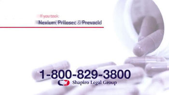 Shapiro Legal Group TV Spot, 'Reflux and Heartburn Drugs' - Thumbnail 3