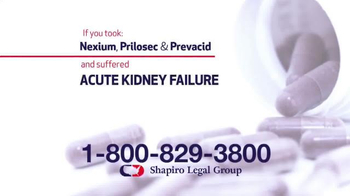 Shapiro Legal Group TV Spot, 'Reflux and Heartburn Drugs' - Thumbnail 4