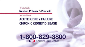 Shapiro Legal Group TV Spot, 'Reflux and Heartburn Drugs' - Thumbnail 5