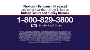 Shapiro Legal Group TV Spot, 'Reflux and Heartburn Drugs' - Thumbnail 7