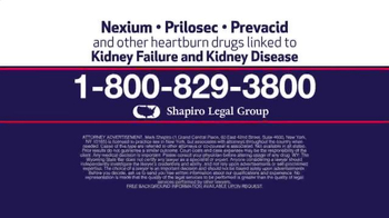 Shapiro Legal Group TV Spot, 'Reflux and Heartburn Drugs' - Thumbnail 8
