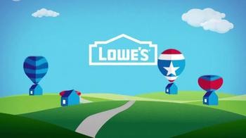 Lowe's Memorial Day Savings TV Spot, 'Mulch and Fertilizer' - Thumbnail 1