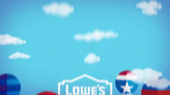 Lowe's Memorial Day Savings TV Spot, 'Mulch and Fertilizer' - Thumbnail 2