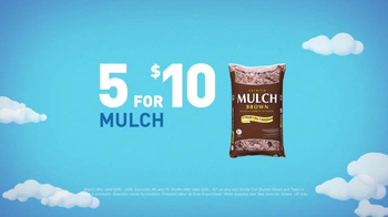 Lowe's Memorial Day Savings TV Spot, 'Mulch and Fertilizer' - Thumbnail 5