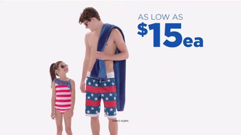 Kohl's TV Spot, 'Red, White and Cute' - Thumbnail 5