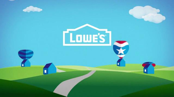 Lowe's Memorial Day Savings TV Spot, 'Paints and Perennials' - Thumbnail 1