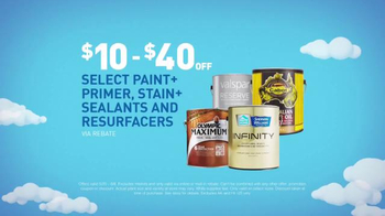 Lowe's Memorial Day Savings TV Spot, 'Paints and Perennials' - Thumbnail 3