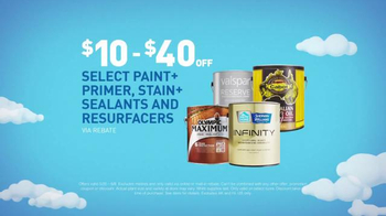 Lowe's Memorial Day Savings TV Spot, 'Paints and Perennials' - Thumbnail 4