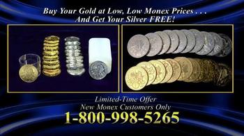 Monex Precious Metals TV Spot, 'Friendly Account Representatives' - Thumbnail 9