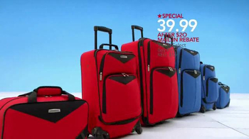 Macy's Memorial Day Home Sale TV Spot, 'Luggage, Bedding and Kitchenware' - Thumbnail 3