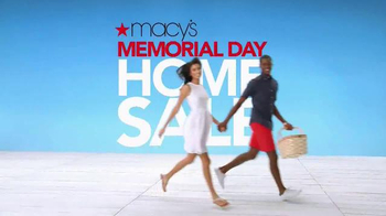 Macy's Memorial Day Home Sale TV Spot, 'Luggage, Bedding and Kitchenware' - Thumbnail 6