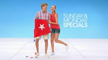 Macy's Memorial Day Sale TV Spot, 'Suits, Dress Shirts and Swimwear' - Thumbnail 2