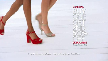 Macy's Memorial Day Sale TV Spot, 'Suits, Dress Shirts and Swimwear' - Thumbnail 7