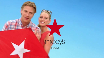 Macy's Memorial Day Sale TV Spot, 'Suits, Dress Shirts and Swimwear' - Thumbnail 8