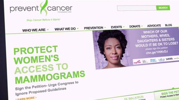 Breakaway From Cancer TV Spot, 'Community' Featuring Jackie Crowell - Thumbnail 8