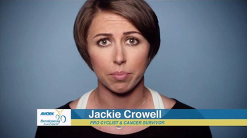 Breakaway From Cancer TV Spot, 'Community' Featuring Jackie Crowell - 26 commercial airings