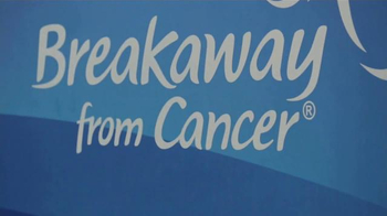 Breakaway From Cancer TV Spot, 'Community' Featuring Jackie Crowell - Thumbnail 2