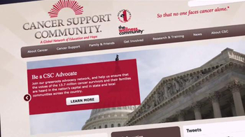Breakaway From Cancer TV Spot, 'Community' Featuring Jackie Crowell - Thumbnail 7