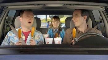 Sonic Drive-In Corn Dogs TV Spot, 'Someday' - Thumbnail 2