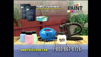 Paint Zoom TV Spot, 'Paint Like a Pro' - Thumbnail 7