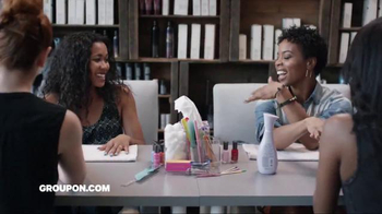 Groupon TV Spot, 'Haves vs. Have-Dones' - Thumbnail 8
