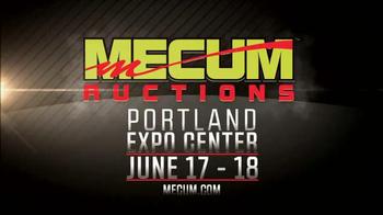 Mecum Auctions TV Spot, 'Portland Expo Center: Find Your Dream Car' - Thumbnail 7