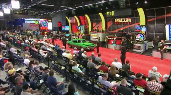 Mecum Auctions TV Spot, 'Portland Expo Center: Find Your Dream Car'