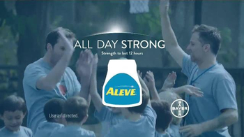 Aleve TV Spot, 'Dave's Long Day' - Thumbnail 5