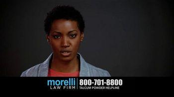 Morelli Law Firm TV Spot, 'Talcum Powder Lawsuit' - Thumbnail 7