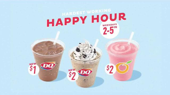 Dairy Queen Hardest Working Happy Hour TV Spot, 'Boss' - Thumbnail 10