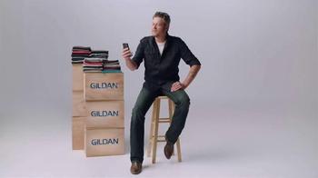 Gildan TV Spot, 'One Big Star' Featuring Blake Shelton - Thumbnail 2
