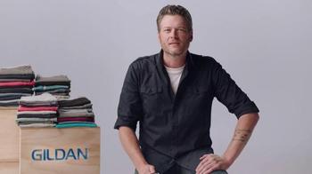Gildan TV Spot, 'One Big Star' Featuring Blake Shelton - Thumbnail 5