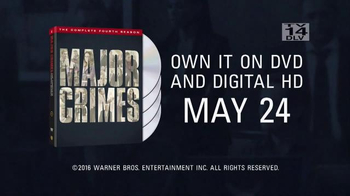 Major Crimes: The Complete Fourth Season Home Entertainment TV Spot - Thumbnail 5