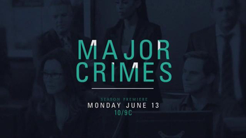 Major Crimes: The Complete Fourth Season Home Entertainment TV Spot - Thumbnail 9