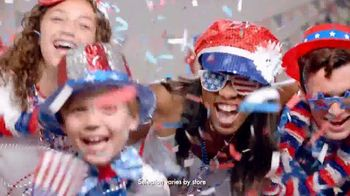 Party City TV Spot, 'Party Service Announcement: Patriotic'