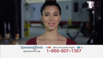 Operation Smile TV Spot, \'Ayuda\' con Roselyn Sánchez [Spanish]