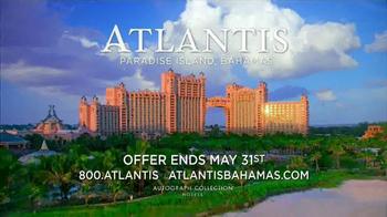 Atlantis Memorial Day Super Sale TV Spot, 'Book Now' - Thumbnail 9