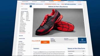 Tennis Warehouse TV Spot, 'Racquet Specialist Hotline' - Thumbnail 1