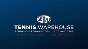 Tennis Warehouse TV Spot, 'Racquet Specialist Hotline' - Thumbnail 2